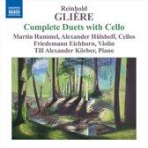 Gliere: Duets With Cello