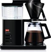 Melitta Aroma Signature DeLuxe - Koffiezetapparaat - Zwart