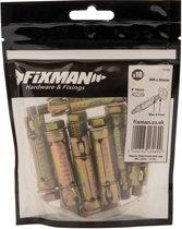 Fixman Metselwerk Keilbout M8 -8,5 X 60 Mm, 10 Stuks