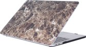 Mobigear Hardshell Case Marmer Serie 7 Macbook Pro 13 inch Thunderbolt 3 (USB-C)
