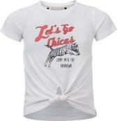 Looxs Revolution - Knoop t-shirt - Maat 152