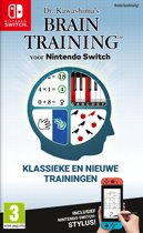 Dr. Kawashima's: Brain Training (Nintendo Switch)