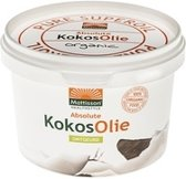 Mattisson Kokosnoot Olie - 470gr - Voedingssupplement