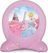 Disney Princess Go Glow - Wekker - Roze