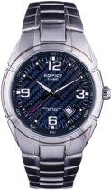 Casio Edifice EF-125D-2AVEF - Horloge - Staal - Zilverkleurig - 36 mm