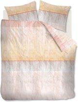 Beddinghouse Libby - Dekbedovertrek - Eenpersoons - 140x200/220 cm + 1 kussensloop 60x70 cm - Oranje