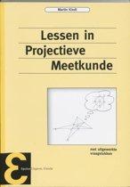 Epsilon uitgaven 26 - Lessen in projectieve meetkunde