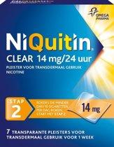 NiQuitin Pleister 14mg 14 stuks