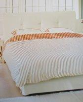 Libelle Klint Dekbedovertrek - Litsjumeaux - 240x200/220 cm - Oranje