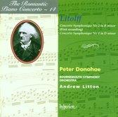 The Romantic Piano Concerto 14 - Litolff / Donohoe, Litton