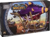 Mega Bloks World of Warcraft Goblin Zeppelin Ambush