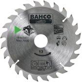 Bahco Cirkelzaagblad 8501-15 - 190 x 30 mm