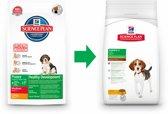 Hill's Science Plan Canine Healthy Development - Puppy - Kip - Hondenvoer - 3 kg