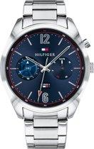 Tommy Hilfiger TH1791551 Horloge - Staal - Zilverkleurig - Ø 44 mm