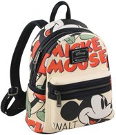 Disney Loungefly Rugtas Classic Mickey Mouse 25 cm