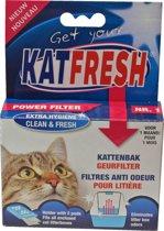 KatFresh geurfilter met houder