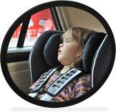 relaxdays autospiegel baby - achterbank spiegel - achteruitspiegel - spiegel auto kind