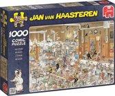 Jan van Haasteren De Keuken - Puzzel 1000 stukjes