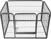 rechthoekige puppyren hondenren puppykennel 401718