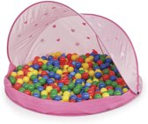 Paradiso Toys Speeltent Sterrenhemel 50 Ballen Roze 120 Cm