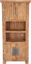 YourPlace Kast Natural 200cm Hout
