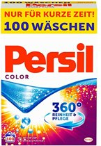 Persil Waspoeder Color - 100 Wasbeurten