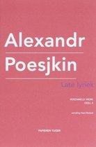 Verzameld werk Alexandr Poesjkin 4 - Late lyriek 1826-1836