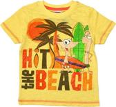 Phineas and Ferb Jongens T-shirt