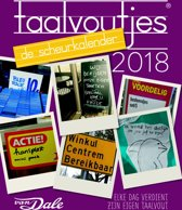 Taalvoutjes - de scheurkalender 2018