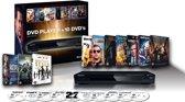 Sony DVP-SR370 - DVD speler met Scart en USB - Incl. 10 films