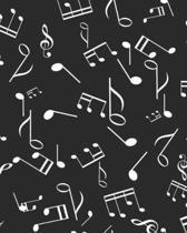 Song Writing Blank Sheet Music Journal