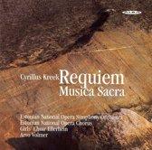 Requiem, Musica Sacra