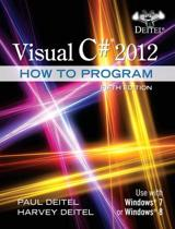 Visual C# 2012 How to Program