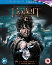 The Hobbit - The Battle of the Five Armies (Blu-ray) (Import)