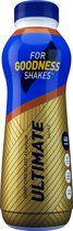For Goodness Shakes Ultimate Protein Chocolate 10x475ml