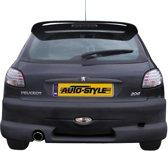 AutoStyle Achterbumper Peugeot 206 HB 3/5-deurs 'Sport-Look'