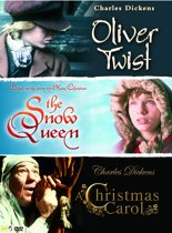 com oliver twist eric porter lysette anthony  bbc winterfilms snow queen oliver twist christmas carol