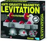 4M Kidzlabs Anti-Zwaartekracht Magnetische Levitatie