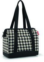 REISENTHEL® dames shopper »Allrounder Plus Fifties Black«