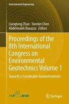 Proceedings of the 8th International Congress on Environmental Geotechnics Volume 1