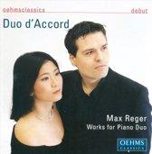Duo D'Accord, Reger *D*