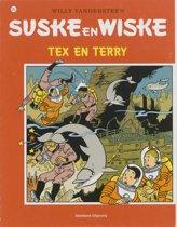 """""""Suske en Wiske 254 - Tex en Terry"""""""