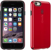 Speck CandyShell - Hoesje voor iPhone 6 / 6s - Pomodoro Red / Black Core