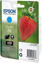 Epson 29 - Inktcartridge / Cyaan