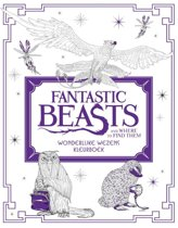Fantastic Beasts and Where to Find Them - Wonderlijke wezens - kleurboek