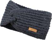 Barts Desire Headband Dames Haarband - Charcoal