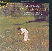 Mendelssohn: On Wings Of Song