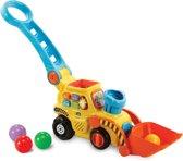 VTech Baby Ballenbulldozer - Duwfiguur