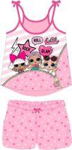 L.O.L.Surprise!|pyjama short|kl rose mt 104-110