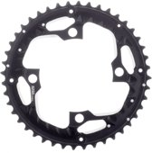 Shimano kettingblad Deore FC-T671 44T-AE kettingrand zwart